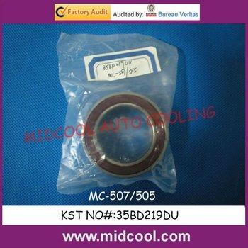 Auto Ac Compressor Clutch Bearing(35bd219du) For 505/507