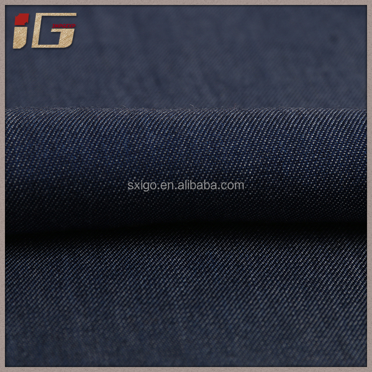 Made in China fashionable decorative solid color tencel lyocell fabric wholesale