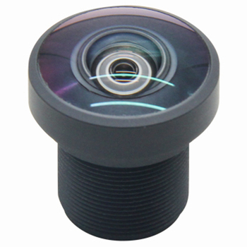 "low distortion 8mp 3.6mm m12 board 1/2.8"" fish eye lens"