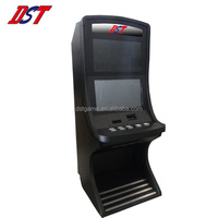 "Popular 21.5"" Dual monitor Sit style Casino Slot game Machine Cabinet"