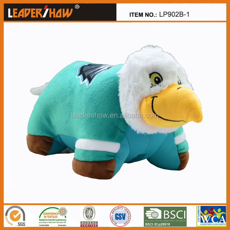 OEM 2 in 1 animal shape toys/pillows/cushions