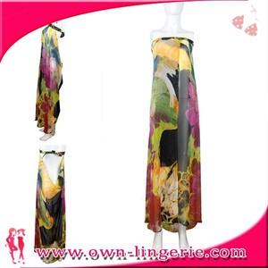 cbcf20a4aebb Silk Spandex Kaftan