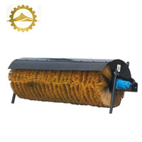 Sweeping Brush for Forklift Loader Backhoe Road Sweeper Angle Broom
