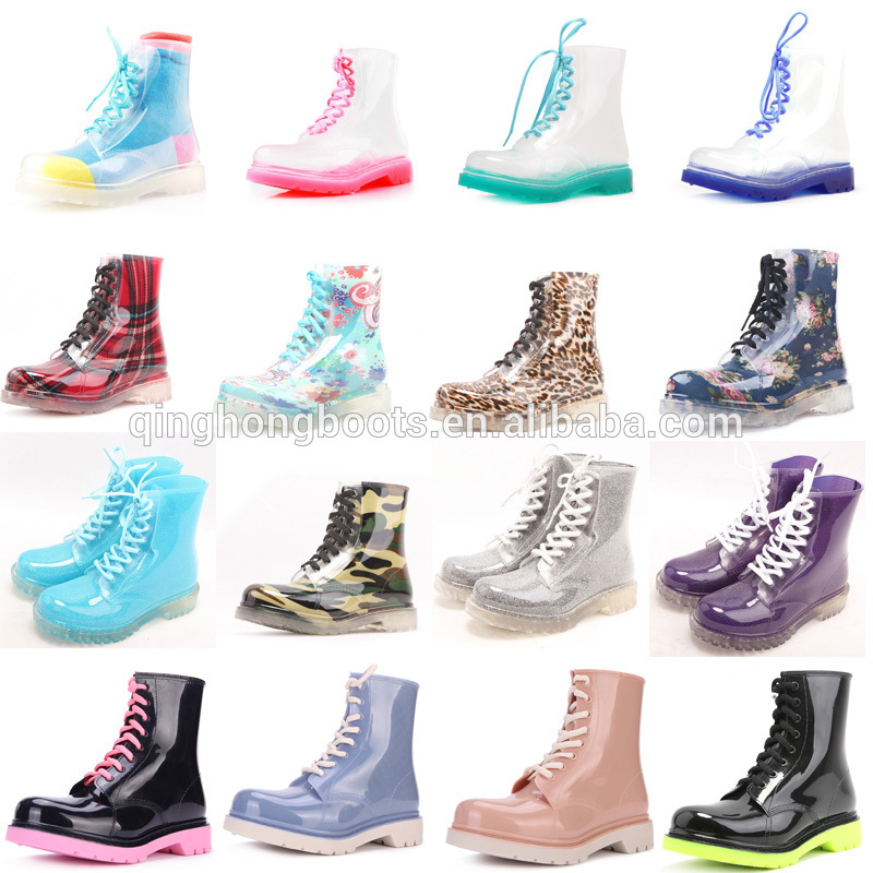 Rain Boots For Juniors | Tsaa Heel