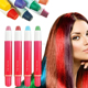 12 Colorful Hair Chalk Pens Edge Chalkers Hair Chalks Set Works on All Hair Colors