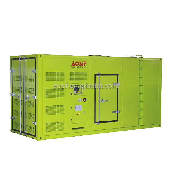 800kw diesel generator set1000 kva /for cummins engine