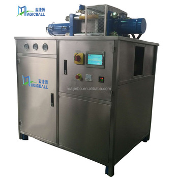 100kg per hour dry Ice Maker/ dry ice making machine factory/co2 dry ice equipment price