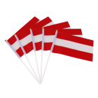 zhejiang Distinctive Best selling custom mini flags Polyester charm countries with custom logo printed flags