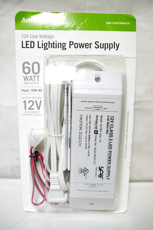 Cheap Led Lighting Power Supply Circuit Diagram Find Schematic Get Quotations Armacost 60 Watt 12 Volt Dc Slt60 12vl