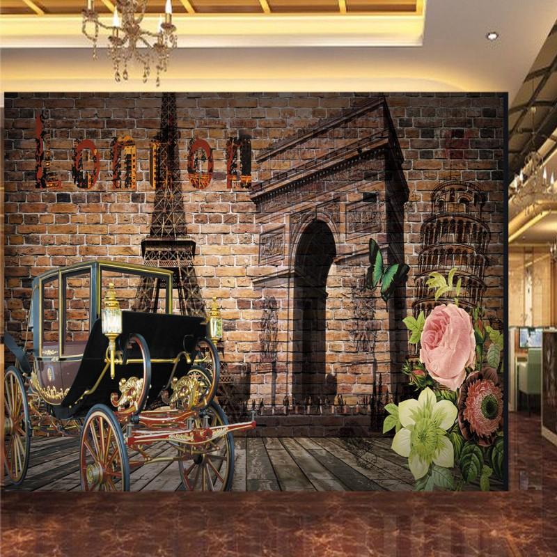 Venta al por mayor pared de ladrillos en hormigon for Ladrillos falsos decorativos