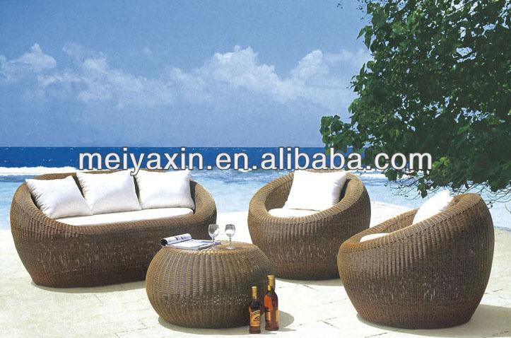 Rattan Shell Furniture Garden, Rattan Shell Furniture Garden Suppliers And  Manufacturers At Alibaba.com