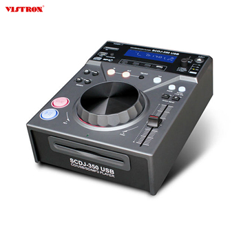 SCDJ-350USB Dong Guan Supply Professional Audio full function CD dj Player