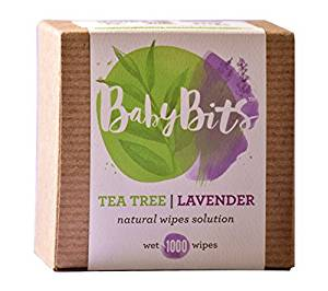 Baby Bits Wipes Solution - Makes 1,000 Natural Wipes ??Made in the USA! by Baby Bits