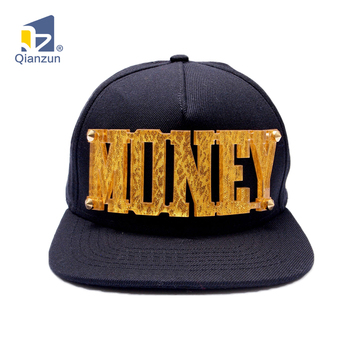b5836ea6cbf Custom Gold 3d Acrylic Letters For Dad Snapback Hat - Buy 3d Acrylic ...