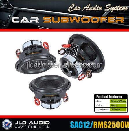 made in china speakers subwoofer 12 inch with neodymium magnetical power motor subwoofer