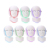 Pigment Removal Feature Red Light Face Mask Physical Therapy 7 Colors Light Led Facial Mask