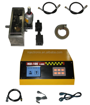 The Most Cost Effective Equipment To Fulfill Heui Injector Repair  Tests,Hui-100 Heui Tester - Buy Heui Pump Test Bench,3126b Injector  Tester,Hydralic