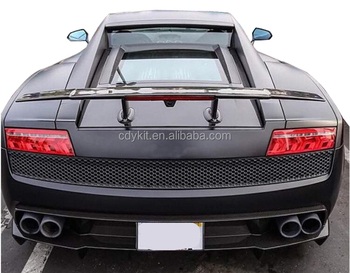 Rear Spoiler Rear Gt Wing For Lamborghini Gallardo Lp550 Lp560 Lp570