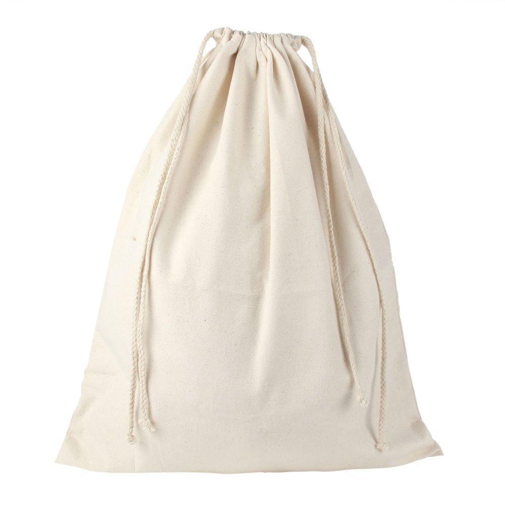 3000a0f0aa0d Buy Umiwe Reusable Customizable Large Rice Bag Canvas Drawstring ...