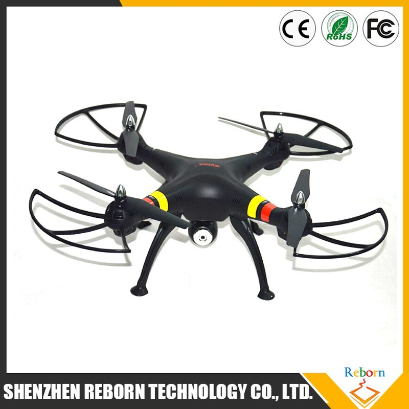 Syma X8C Camera Drone 2.4G 4ch 6 Axis Venture With 2MP Wide Angle Camera RC Quadcopter RTF RC Helicopter