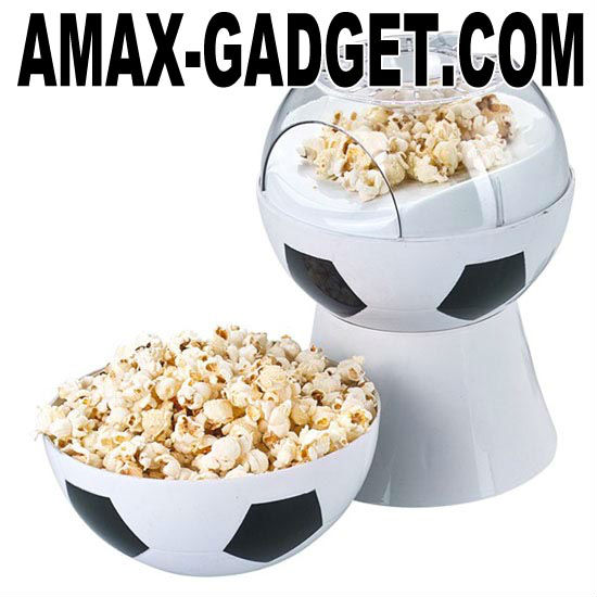 Kc-1848 Football Popcorn Maker Hot-air Cartoon Football Popcorn ...