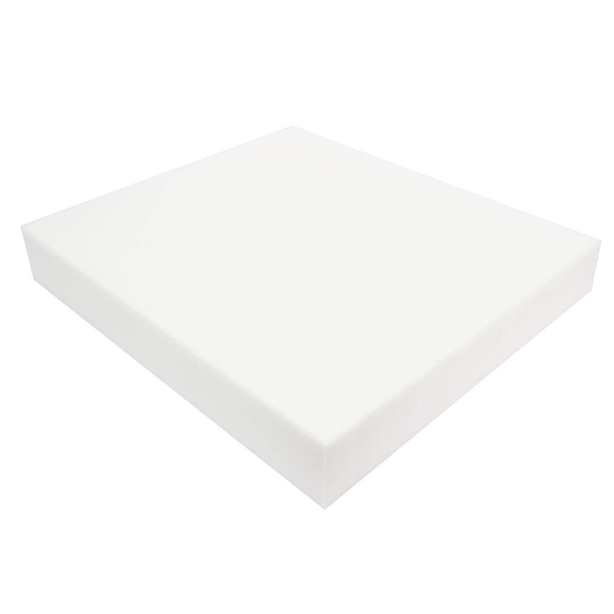 High Density 4T x 24W x 80L 1546 Seat Cushion FIRM Upholstery Sheet Foam Foam Padding Sofa Foam Cushion