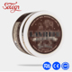 Private label best brand hair pomade china manufacturers promote hair strength gel hair styling wax pomade with beeswax for men