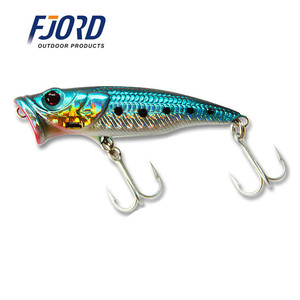 FJORD 65mm 8.2g floating hard bait fishing lures surface lure topwater popper fishing bait
