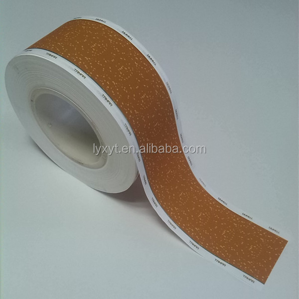 Stamping Acetate Tow Wrapping Paper/cigarette tipping paper