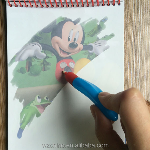 2014 Educational Kids Toy Magic Aqua Doodle Book/ Water Coloring ...