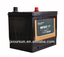 Super Power 12 Volta Din S tandard Lead Acid Auto Battery 85550MF 12V 55AH WHLI