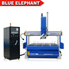 4axis 1530 cnc wood sculpture machine carving automatic 3d cnc wood machinery