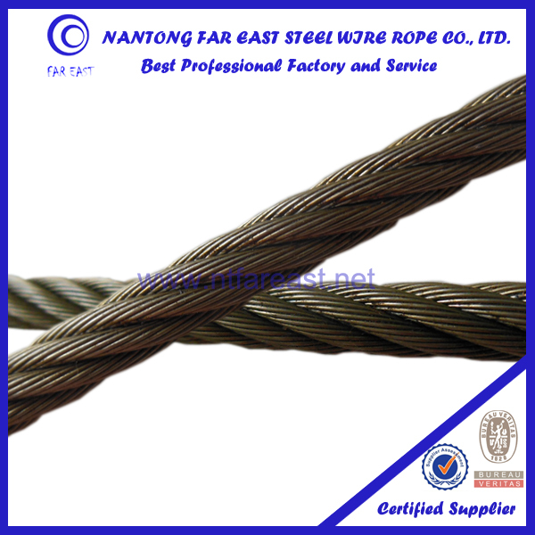 Standard 6*19-6mm Stainless Steel Cable /cable Wire For Sling ...