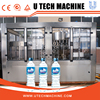 2015 new design small carbonated water bottling machine
