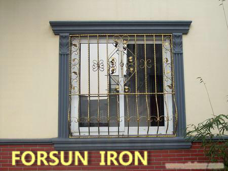 Simple Iron Windows Grills Design Modern House Sliding Window ...