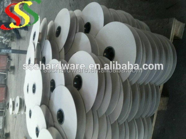 painted or polished coil nail for pallet and pneumatic use
