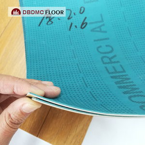 New style modern design vinyl tile flooring roll 2mm thickness