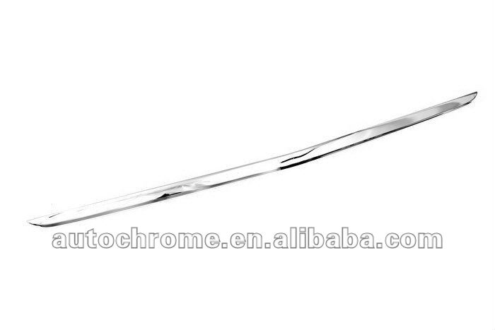 Chrome Trunk Lid Edge Trim For Honda Euro Accord