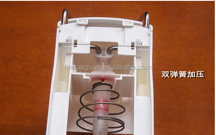 New model Hot selling hospital ABS floor standing hand sanitizer dispenser for operating room
