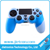 Camouflage Silicone Protective Cover Case for PS4 Joystick