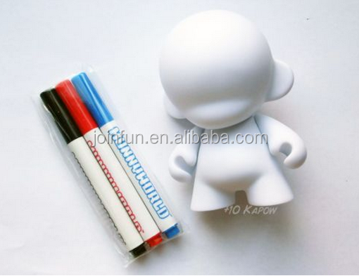 Cartoon blank vinyl toys ,Plastic munny diy vinyl toys,Blank vinyl toys for kids