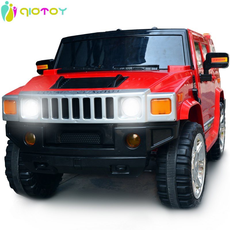 Electric Car For Big Kids Jeep Ride on Toys Kids Electric Car in India