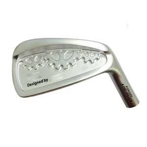 Special style valuable OEM logo golf clubs whole set forged golf irons head