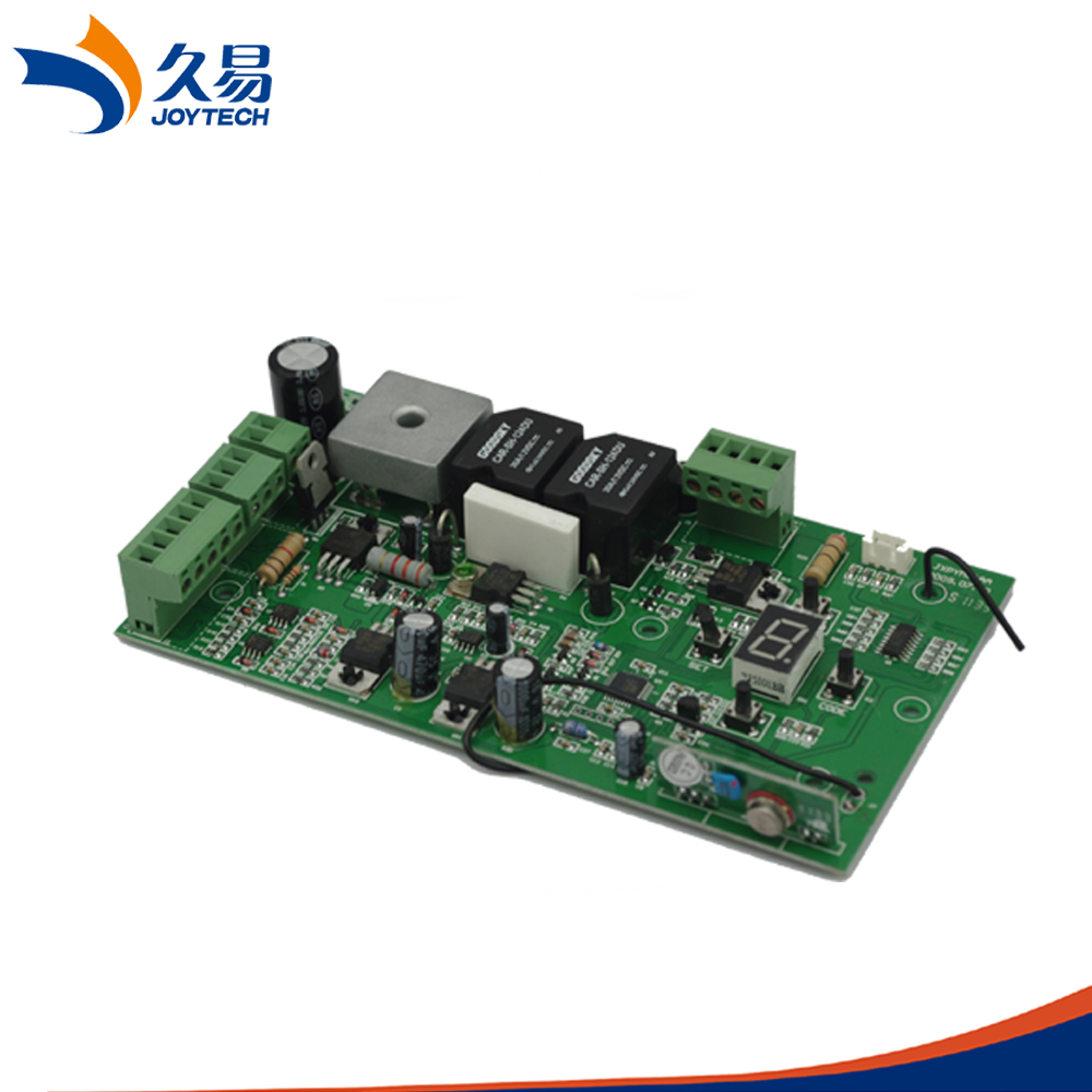 Sliding gate control board 24VDC with soft start and auto return