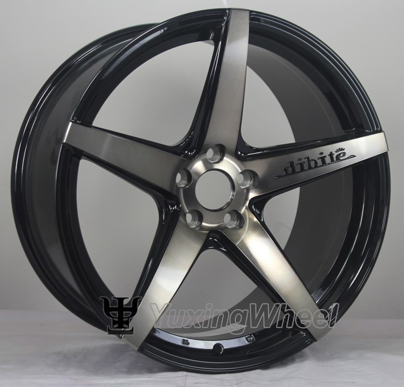 Stunning 10 Spoke Car Alloy Wheels 14 15 16 17 18 Inch Car Rims A