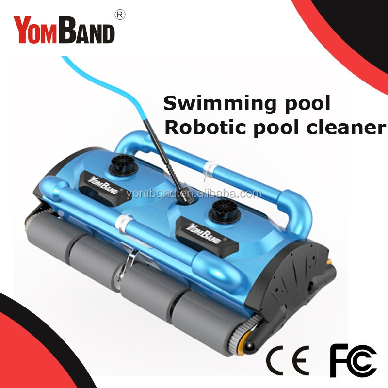 Automatic Swimming Pool Vacuum Cleaner Robot