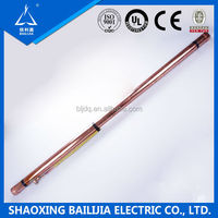 High Strength Earthing Protection Grounding Electrode Ion Rod
