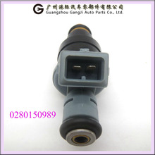 Car Parts Wholesale Genuine Bosch Fuel Injector 0280150989 for VW