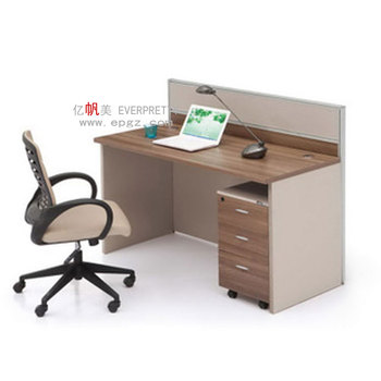 Staff Office Single Computer Workstation Table Design Product On