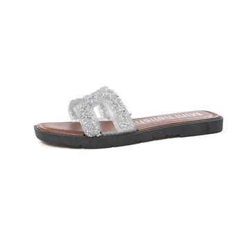 3fd6c6e80 Fancy Decoration Cheap Price Sandal Shoes For Women Safety Sandals Women  Crystal Shoes